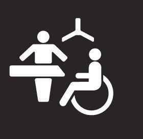 inclusive washroom level 1